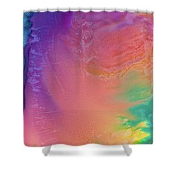 Fools Rush In Shower Curtain