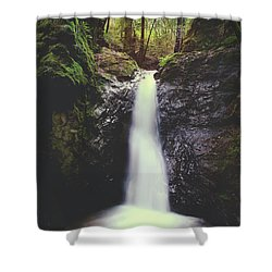 For All The Things I've Done Shower Curtain by Laurie Search