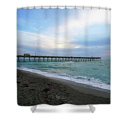 For All To Enjoy Shower Curtain