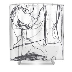 For B Story 4 2 Shower Curtain