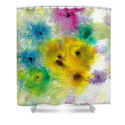 For Elise Shower Curtain