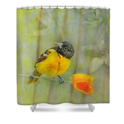 For Me Shower Curtain