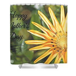 For My Mother Shower Curtain