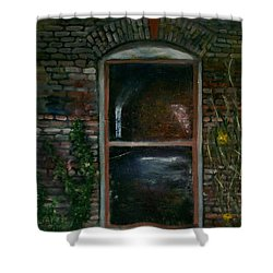 For Rent  Shower Curtain