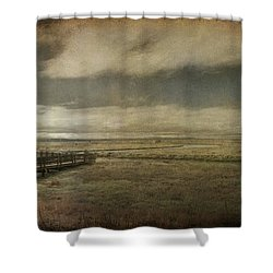 For The Lonely Souls Shower Curtain by Laurie Search