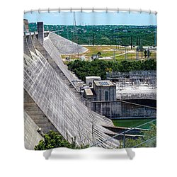 For The Surrounding Area Shower Curtain