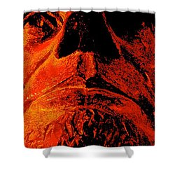 Force Of Character Shower Curtain