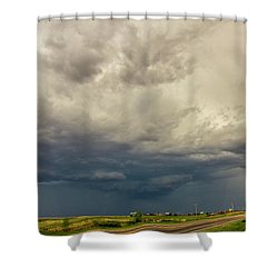 Forces Of Nebraska Nature 002 Shower Curtain