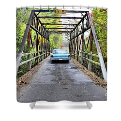 Ford And Fall Shower Curtain