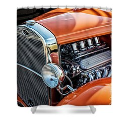 Shower Curtain featuring the photograph Ford Coupe II by Brad Allen Fine Art