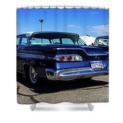 Ford Edsel Ranger Shower Curtain