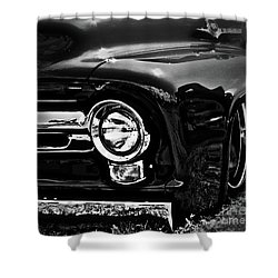 Ford F100 Shower Curtain
