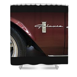 Ford Galaxie 500 Shower Curtain