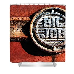 Ford Tough Shower Curtain