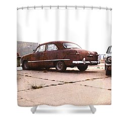 Fords Shower Curtain