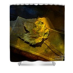 Shower Curtain featuring the photograph Forever Autumn by LemonArt Photography