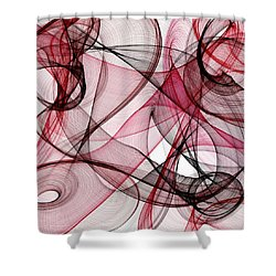 Forever Bliss Ywsmmmv Shower Curtain