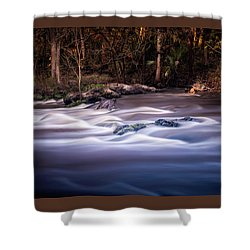 Forever Free Shower Curtain by Marvin Spates