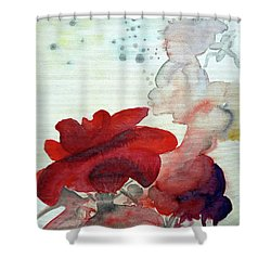 Forever Shower Curtain by Jasna Dragun