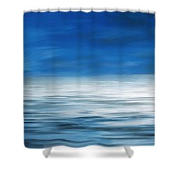 Forever Sea Shower Curtain