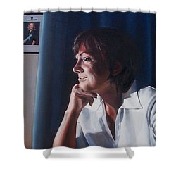 Forever Young Shower Curtain by Tim Johnson