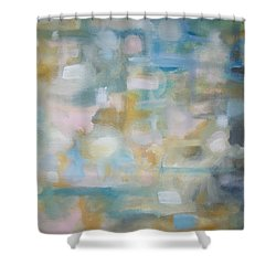 Forgetting The Past Shower Curtain by Raymond Doward