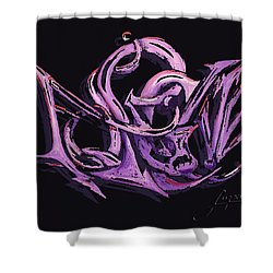 Forgive It's Your Healing Power Shower Curtain