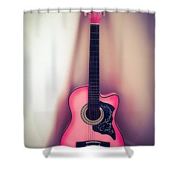 All By Itself Shower Curtain