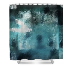 Forgotten Shower Curtain by Dan Sproul