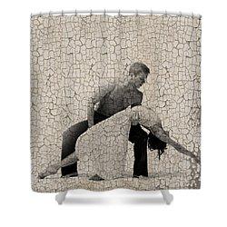 Forgotten Romance 4 Shower Curtain by Naxart Studio