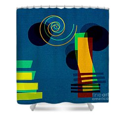 Formes - 03b Shower Curtain