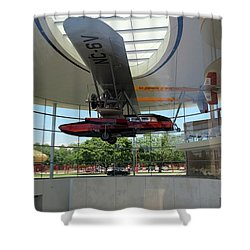 Shower Curtain featuring the photograph Fortaleza Hall, Spirit Of Carnauba by Mark Czerniec