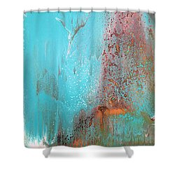 Fortuity  Shower Curtain