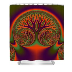 Fosseshold Shower Curtain