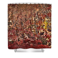 Shower Curtain featuring the photograph Foundling by John Hansen