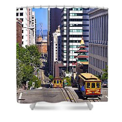 Four Points - San Francisco Shower Curtain