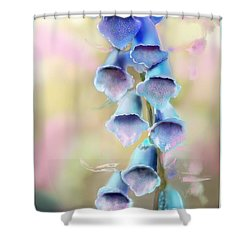 Fox Breeze Shower Curtain