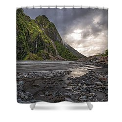 Fox River Shower Curtain
