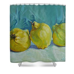 Fragrance Of Autumn Shower Curtain
