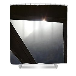 Framed Shower Curtain by David S Reynolds
