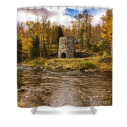 Franconia Fall Shower Curtain