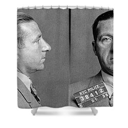 Frank Costello (1891-1973) Shower Curtain by Granger