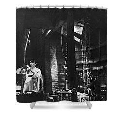 Frankenstein, 1931 Shower Curtain by Granger