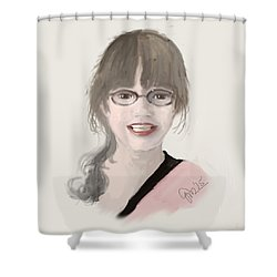 Frannie Shower Curtain