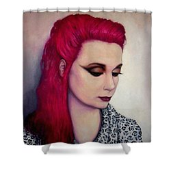 Freda Shower Curtain by Sean Conlon