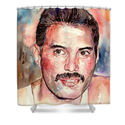 Freddie Smiling Shower Curtain