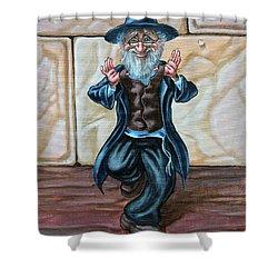Freilahs. Op#2606 Shower Curtain