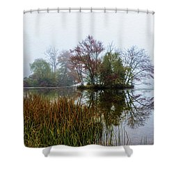 French Creek 17-106 Shower Curtain