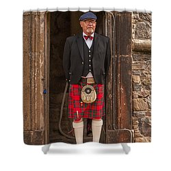 French Scotsman Shower Curtain