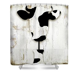 Fresh Dairy Shower Curtain